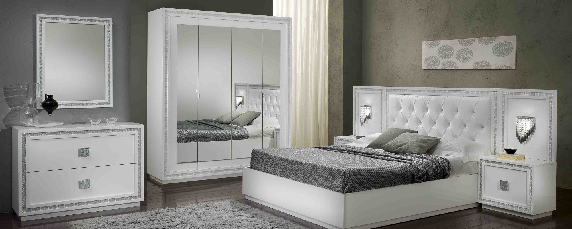 Conforama chambre for Exemple de chambre adulte
