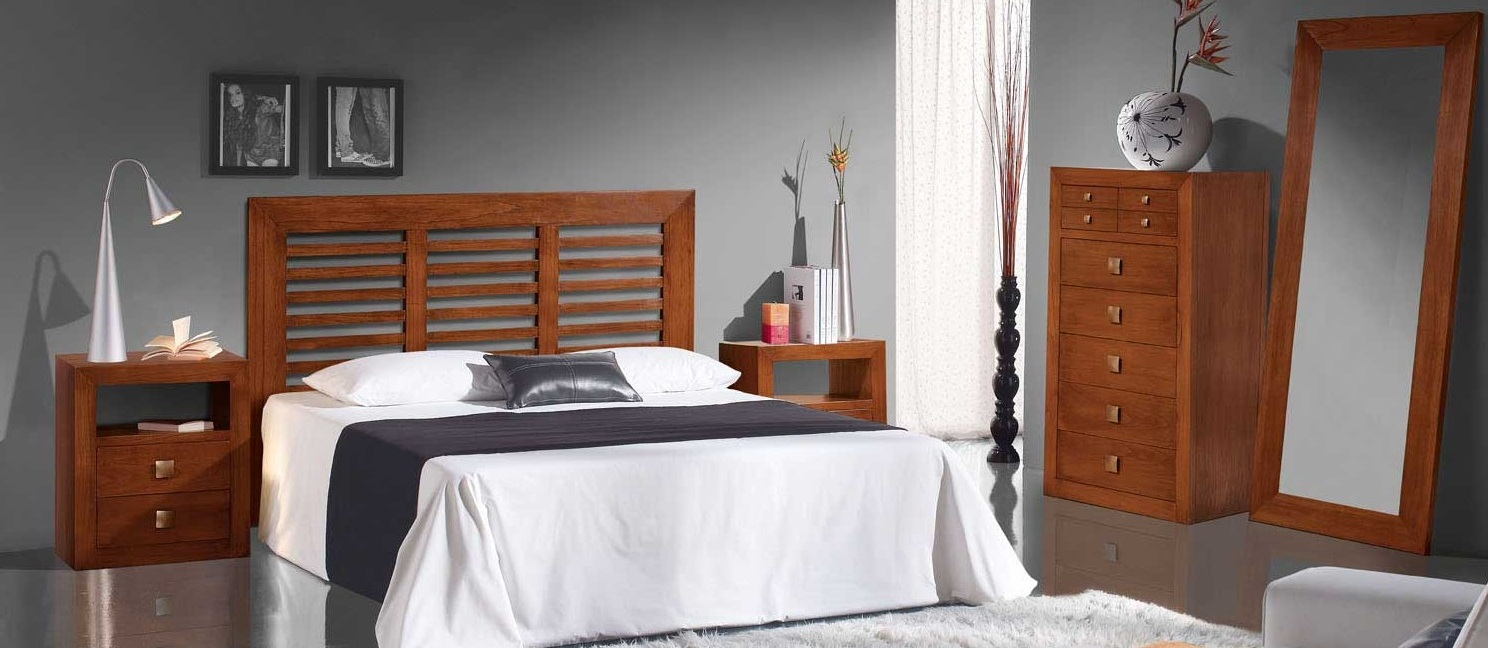 tete de lit en bois brut. Black Bedroom Furniture Sets. Home Design Ideas